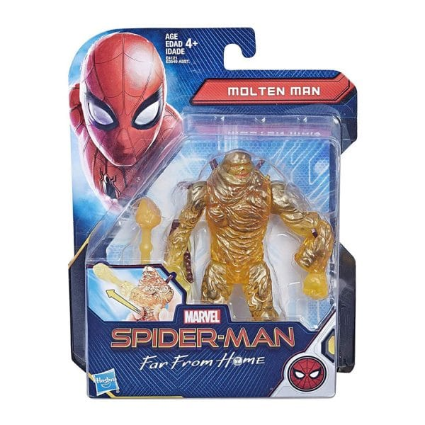 Spider-Man: Far from Home: Molten Man Action Figure