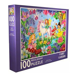 Fairy Garden 100 Piece Jigsaw Puzzle