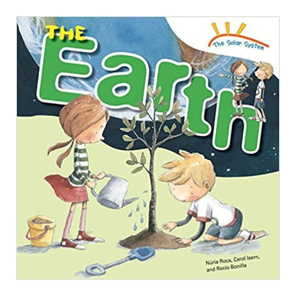 The Solar System: The Earth Paperback