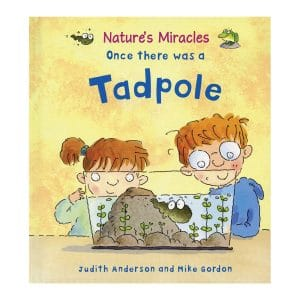 Once There Was a Tadpole Paperback