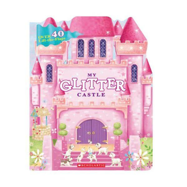 My Glitter Castle Board book