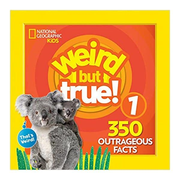 Weird But True 1: Expanded Edition Paperback