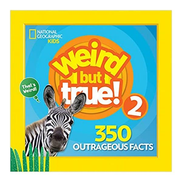 Weird But True 2: Expanded Edition Paperback