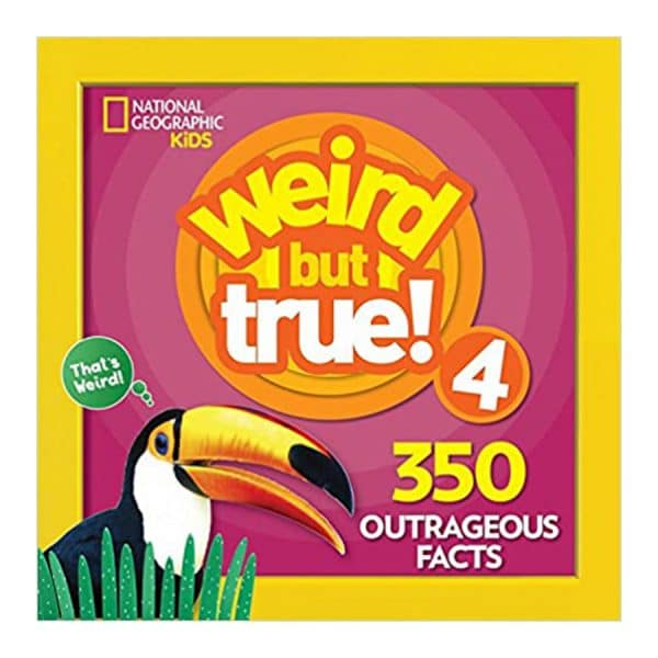 Weird But True 4: Expanded Edition Paperback