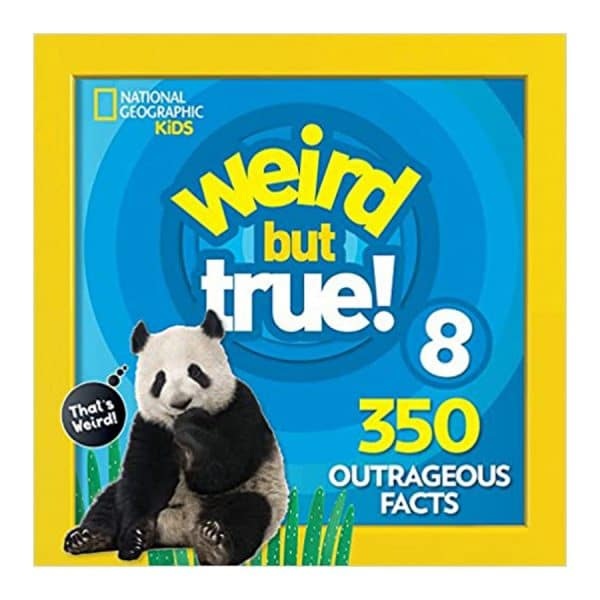 Weird But True 8: Expanded Edition Paperback