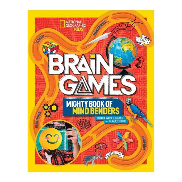 Brain Games: Mighty Book of Mind Benders