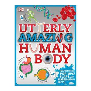 Utterly Amazing Human Body Hardcover