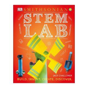 DK Smithsonian: STEM Lab Hardcover