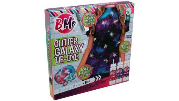 B.Me Glitter Galaxy Tie-Dye Set