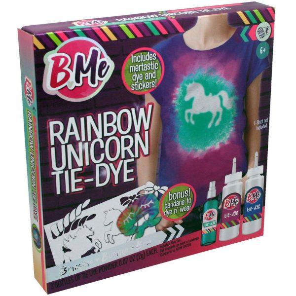 B.Me Rainbow Unicorn Tie-Dye Set