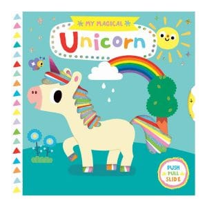 My Magical Unicorn Board book