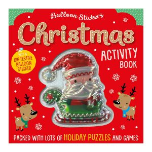 Christmas Activity Book Paperback