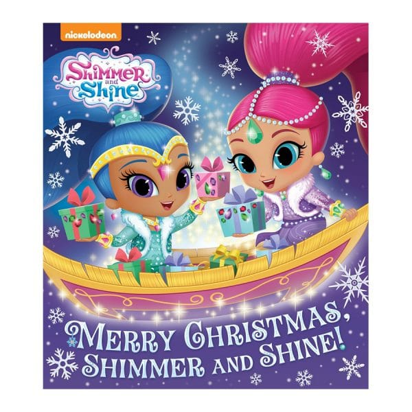Merry Christmas, Shimmer and Shine! (Shimmer and Shine) Board book