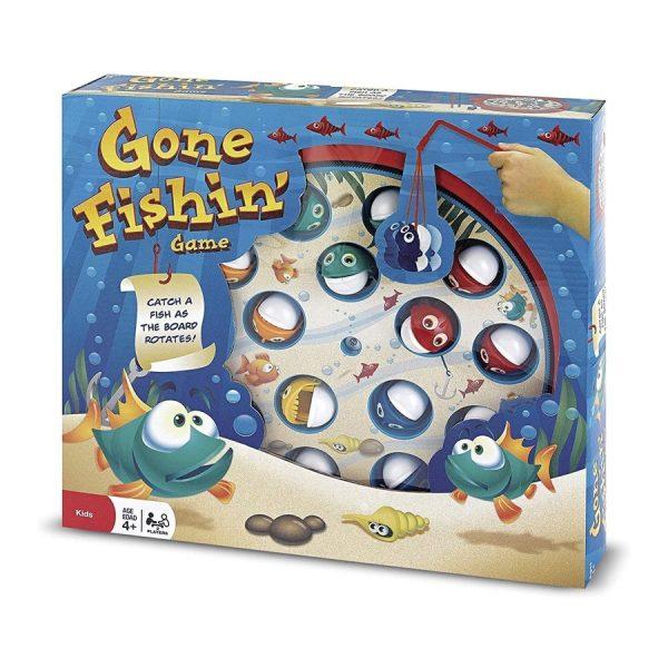 Gone Fishin Electronc Game