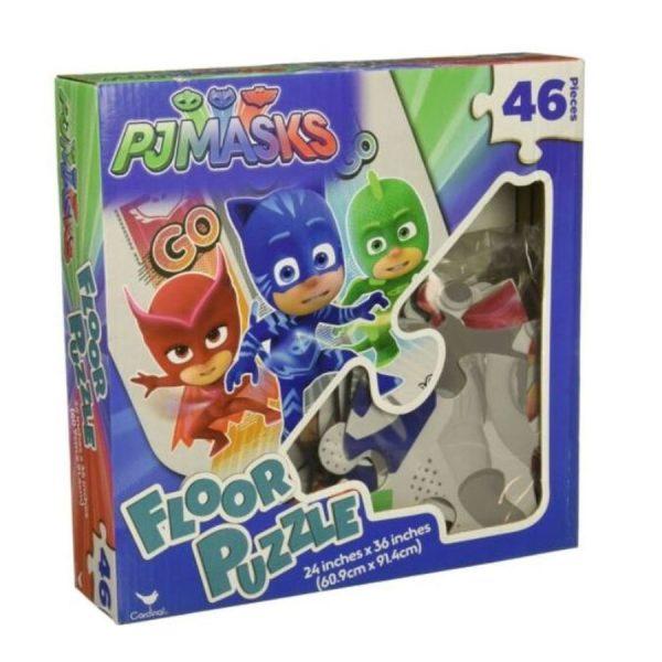 PJ Masks 46 Piece Floor Puzzle