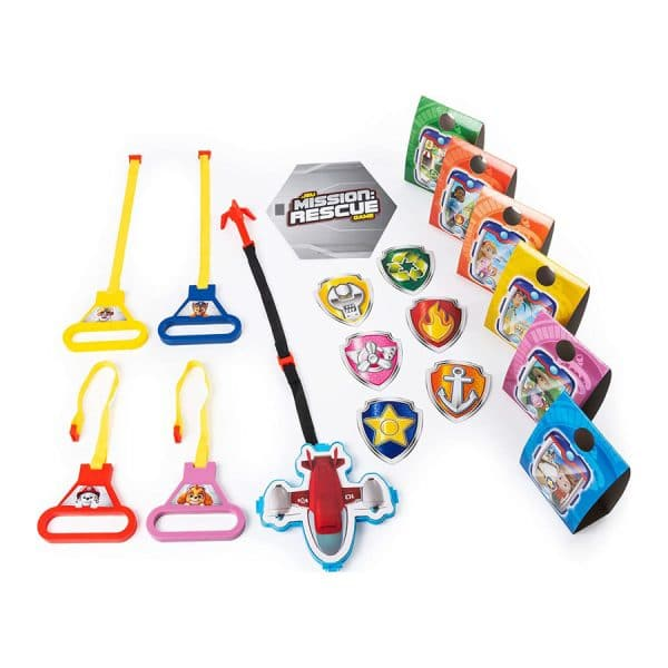 Paw Patrol Mission: Rescue Game