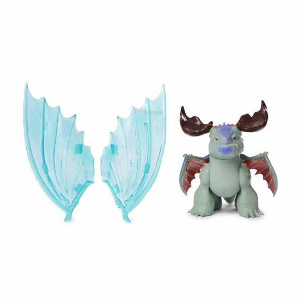 DreamWorks Dragons Legends Evolved Crimson Goregutter