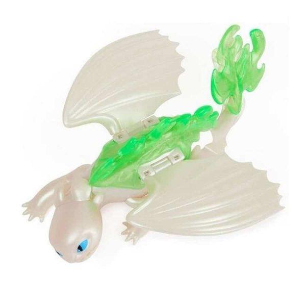 DreamWorks Dragons Legends Evolved Lightfury (Style may vary)