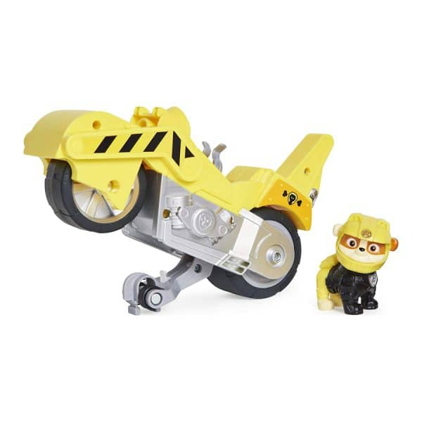Paw Patrol Moto Pups Rubble Deluxe Vehicle