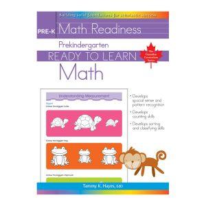 Pre-Kindergarten Math Readiness (Ready to Learn)