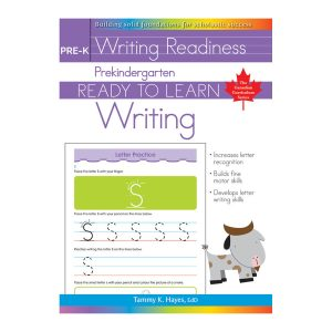 Pre-Kindergarten Writing Readiness (Ready to Learn)
