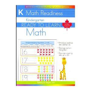 Kindergarten Math Readiness (Ready to Learn)