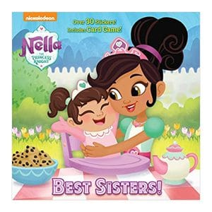 Best Sisters! (Nella the Princess Knight) Paperback