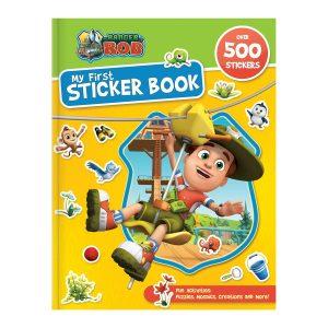 Ranger Rob: My First Sticker Book