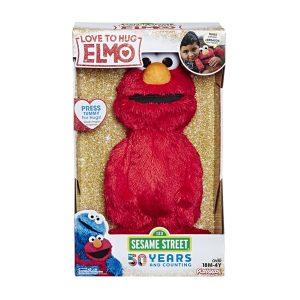 Love to Hug Elmo Doll